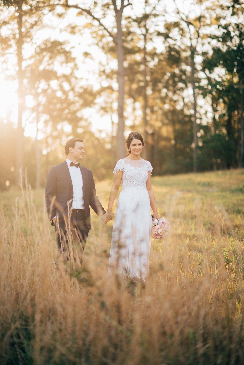 Anita &Nathan Wedding